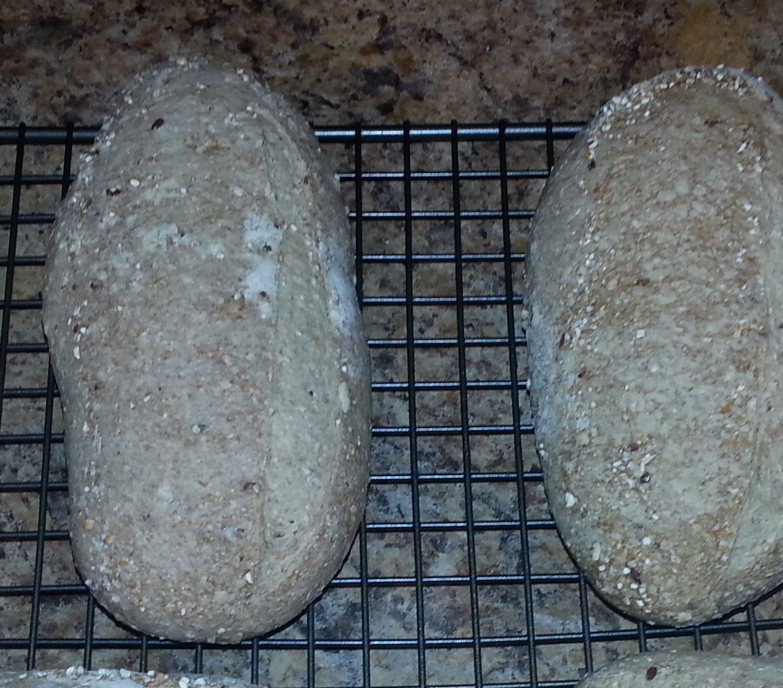 Sourdough Bread, 2018-12-31